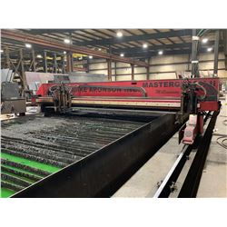 2006 Koike Aronson 10ft x 50ft Plasma Cutting System, Model Mastergraph MGM 3100