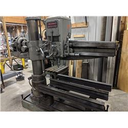 Cincinnati Bickford Radial Arm Drill Press*VIDEO AVAILABLE*