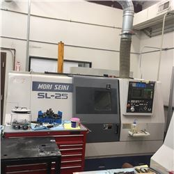 1996 Mori Seiki SL-25B CNC Turning Center w/MSC-680 Control*VIDEO*