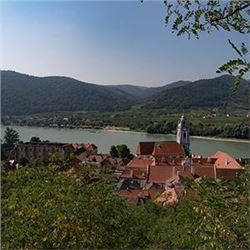 Danube Dreams - Cruise Only Westbound 8 days from Budapest to Deggendorf