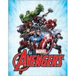"Avengers Ensemble 12.5""Wx16""H"