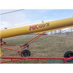 MK 100-71 Swing Away Auger