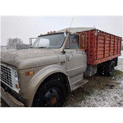 1969 GMC 950 3-Ton  Truck VIN: C9S5381101666