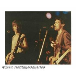 Hall and Oates Signed Photograph. Often dismissed