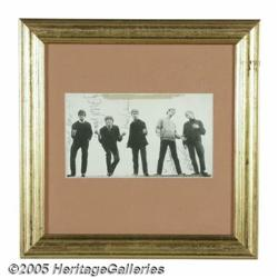 Manfred Mann Signed Photograph. One of the most a