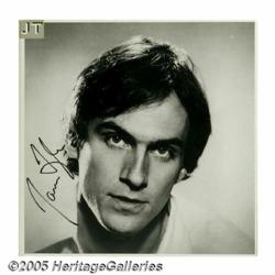 """James Taylor Signed """"JT"""" LP Columbia 34811 Stereo"""