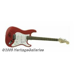 Creedence Clearwater Revisited Signed Fender Guit