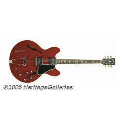 Blue's Legend Lowell Fulson's 1965 Gibson ES-335