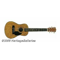 Grand Ole Opry Signed Guitar. For more than 80 ye