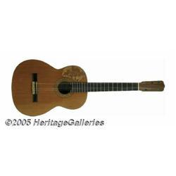 Eric Burdon Used Guitar. Featured is an Alvarez c