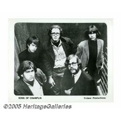 Sons of Champlin Promo Photo (Trident Productions