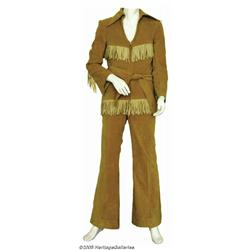 Pat Boone Suede Outfit and Boots. During the late