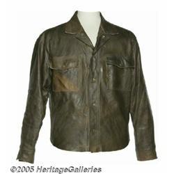 Glen Campbell Leather Jacket. The Rhinestone Cowb
