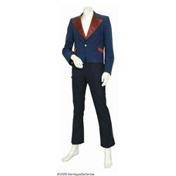Merle Haggard Suit Designed by Turk. In and out o
