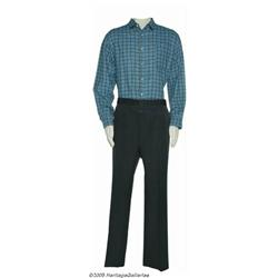 Bill Monroe, Father of Bluegrass Music- Pants and