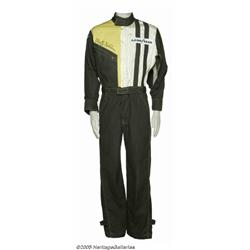 Marty Robbins Racing Jumpsuit. When Marty Robbins