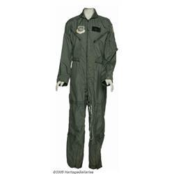 Tammy Wynette Flight Suit. This sage-green, mint
