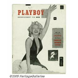 Playboy Magazine Vol. 1 No. 1. Founded by Hugh He