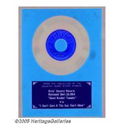 "Elvis Presley ""Good Rockin' Tonight"" b/w ""I Don't"