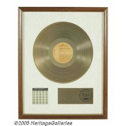 "Elvis ""Worldwide 50 Gold Award Hits Vol. 1"" Gold"