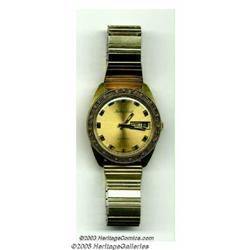 Elvis Presley Commissioned Watch (Mathey-Tissot,