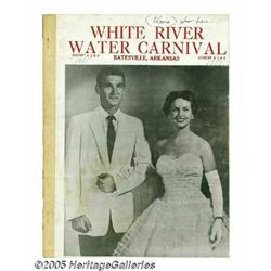 White River Water Carnival Catalog. Named after t