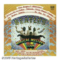 "The Beatles ""Magical Mystery Tour"" Foreign Album"
