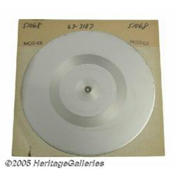 """Beatles """"Boys"""" Mother Disc (1964). This was plann"""