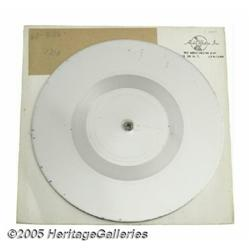 """Beatles """"Chains"""" Unissued Single Mother Disc. """"Ch"""