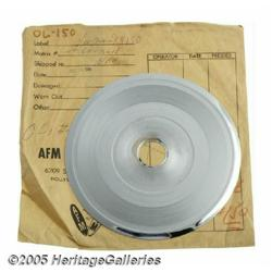 """Beatles """"From Me To You"""" Stamper Disc. Released a"""