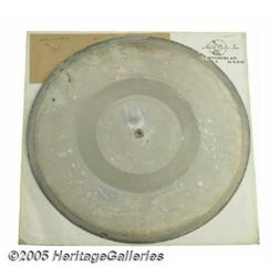 """Beatles """"I Saw Her Standing There"""" Master Disc. V"""