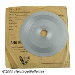 """Beatles """"There's a Place"""" Stamper Disc. The 7 1/2"""