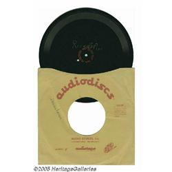 """Beatles Shindig Acetate 10"""" for """"Rock and Roll Mu"""