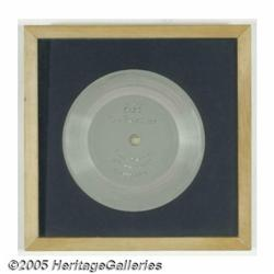 Beatles Disc Magazine Silver Award for Parlophone