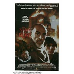 F. Murray Abraham Signed Poster (1986). Featured