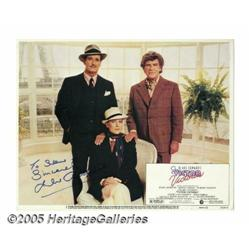 Julie Andrews Signed Lobby Card. Here is a promot