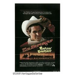 Tom Berenger Signed Poster. A loving, and rather