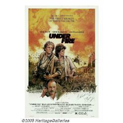 Joanna Cassidy Signed Poster. Featured in this lo