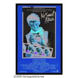 Jon Cryer Signed Movie Poster. Featured is a post