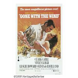 "Olivia de Havilland Signed ""Gone With the Wind"" P"