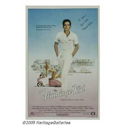 Matt Dillon Signed Movie Poster. Actor Matt Dillo