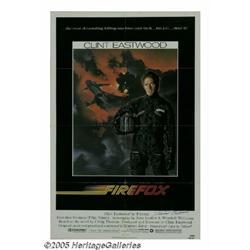 Clint Eastwood Signed Movie Poster. Featured in t
