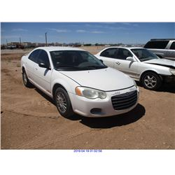 2006 - CHRYSLER SEBRING