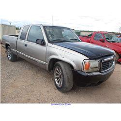 1998 - GMC SIERRA 1500