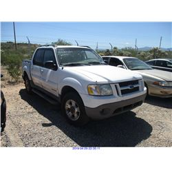 2002 - FORD EXPLORER SPORT TRAC