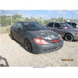 2002 - ACURA RSX// RESTORED SALVAGE