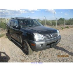 2005 - MERCURY MOUNTAINEER