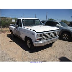 1986 - FORD F-150// RESTORED SALVAGE