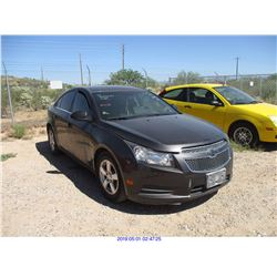 2014 - CHEVROLET CRUZE// RESTORED SALVAGE