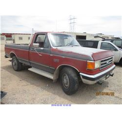 1990 - FORD F250
